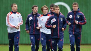 Российская молодежка получит усиление в виде двух игроков РФПЛ