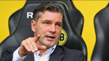 Цорк: «Подобные результаты в Бундеслиге нас не устраивают»