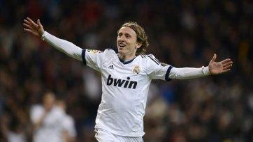 Модрич: «О таком дуэте тренеров, как в «Реале» можно только мечтать»