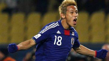 «Милан» заработает на Хонде порядка 10 миллионов евро!