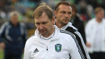 «Томь» продлила контракт с главным тренером