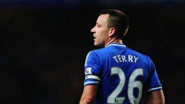 Терри: «В последних матчах мы демонстрируем отличный футбол»