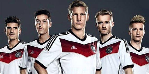 Откуда растут корни стабильного успеха немецкого футбола. Часть первая