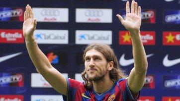 «Ильичевец» может усилиться экс-защитником «Барселоны»
