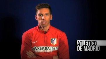 Хосе Соса: «Стремлюсь работать на благо «Атлетико»