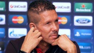 Симеоне: «Чтобы Ла Лига стала интереснее – нужна конкуренция»
