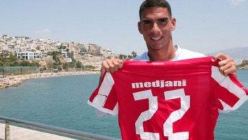 Официально: Защитник «Монако» Меджани перешел в «Валенсьен»