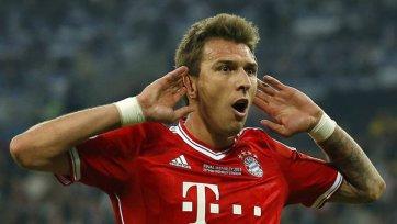 Марио Манджукич не покинет «Баварию»