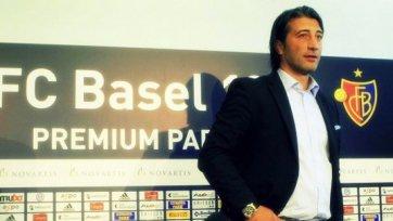Мурат Якин задержится в «Базеле» минимум на год