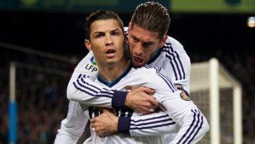 Роналду посвятил Эйсебио дубль в ворота «Сельты»