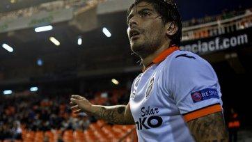 «Милан» хочет взять в аренду хавбека «Валенсии»
