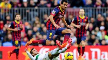 Монтойя не сомневается, что контракт с «Барселоной» будет продлен