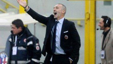 Официально: «Болонья» осталась без главного тренера