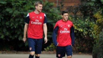 Мертезакер не верил, что Озил согласится перейти в «Арсенал»