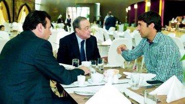 Рауль может войти в тренерский штаб «Реала»