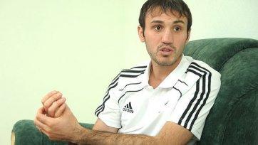 Георгий Джиоев отправится на сборы в составе «Крыльев Советов»