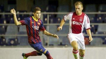 «Рома» договорилась о подписании форварда «Барселоны»