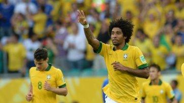 Данте: «Я не согласен с тем, что Бразилия фаворит ЧМ»