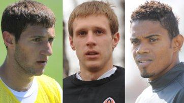 «Ильичевец» продлил аренду трех футболистов