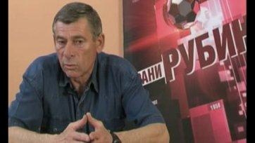 «Рубин» отправится на сборы под руководством Семенова