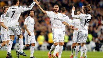 «Реал» не испытал проблем в Кубке Испании