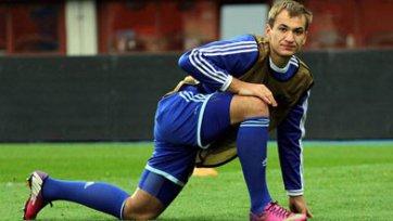 Макаренко хочет пробиться в сборную Украины