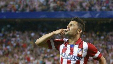 Вилья верит в победу «Атлетико» над «Барселоной»