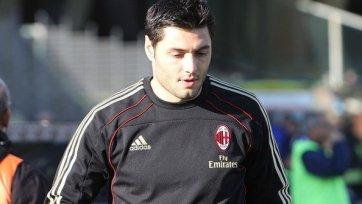 Амелия хочет покинуть «Милан» в этом месяце