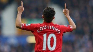 Коутинью: «Играть за великий «Ливерпуль» - честь для меня»