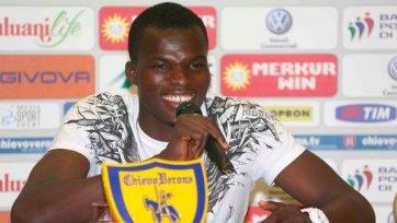 «Кьево» надеется вернуть полузащитника Кофие