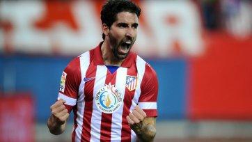 «Атлетико» не собирается отпускать Рауля Гарсию