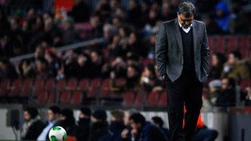 Херардо Мартино: «Ничья – хороший результат, у меня нет претензий»