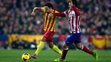 «Атлетико» - «Барселона». Статистический анализ матча
