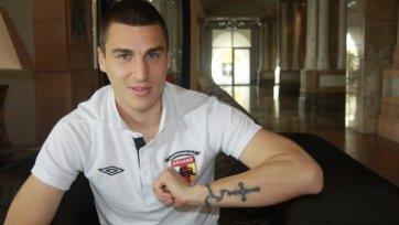 Огнен Враньеш продолжит карьеру в Сербии
