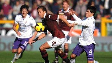 Нескучные нули в матче «Торино» - «Фиорентина»
