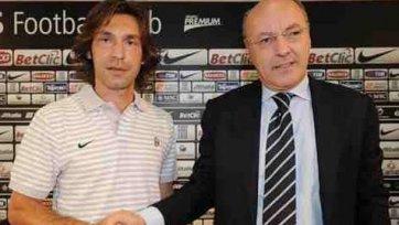 Андреа Пирло согласовал контракт на 4 миллиона в год!