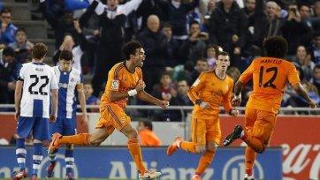 Пепе принес «Реалу» победу над «Эспаньолом»