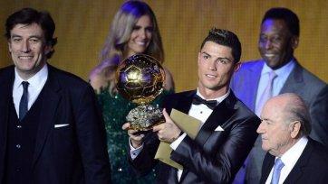 Роналду: «Спасибо всем кто верил в меня эти годы»