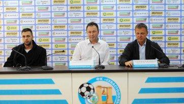 Болгарский специалист возглавил «Севастополь»