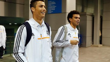 Пепе: «Роналду – пример профессионализма и мужества»
