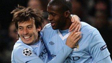 «Ман Сити»: На «Блэкберн» без трех игроков основы
