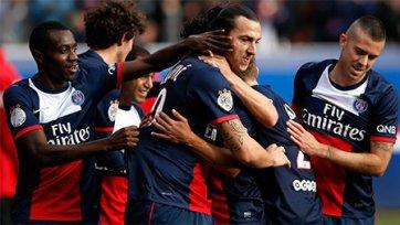 ПСЖ прошел «Бордо» в Кубке французской Лиги