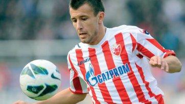 «Мордовия» подпишет форварда сборной Сербии