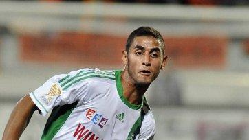«Рома» интересуется защитником «Сент-Этьена»