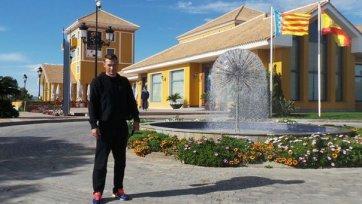Алексей Березуцкий перебрался в Испанию