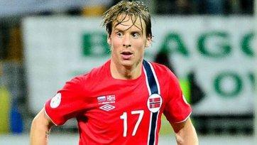 «Селтик» подписал полузащитника сборной Норвегии