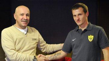 Алиев: «Хочу помочь «Анжи» остаться в Премьер-Лиге»