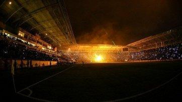 На Украине болельщики будут ходить на футбол по именным билетам