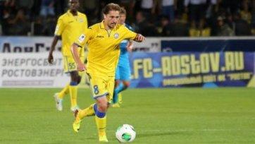Худобяк хочет остаться в «Ростове» на будущий сезон