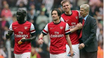 Санья и Мертезакер могут продлить свои контракты с «Арсеналом»